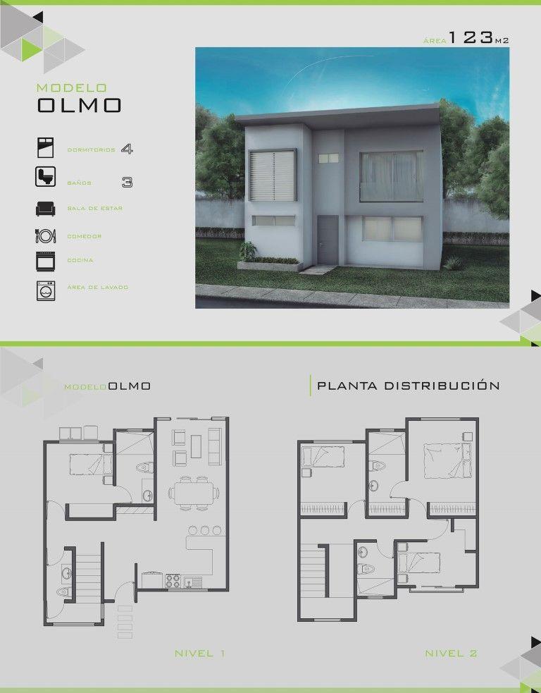 Modelos y dise os de casas de dos pisos costa rica for Modelos de casas pequenas de 2 pisos