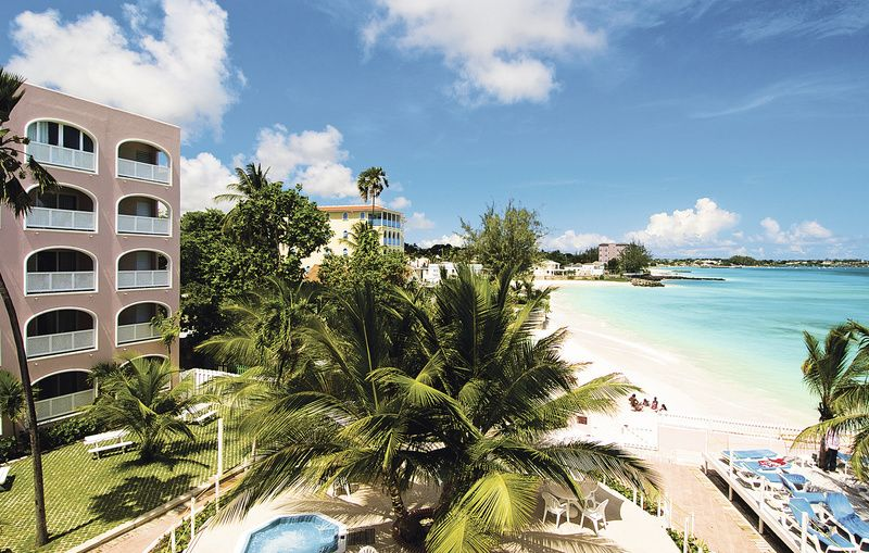 Holidays Holiday To Erfly Beach Hotel In Maxwell Barbados For 14 Nights