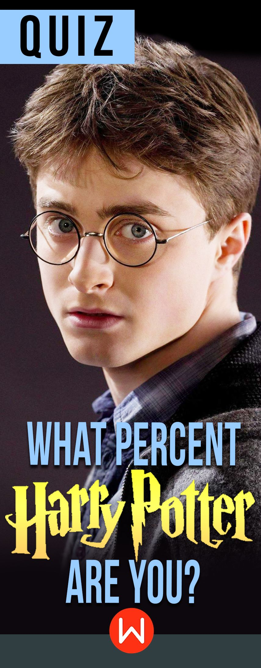 Quiz: What Percent Harry Potter Are You? | Harry Potter