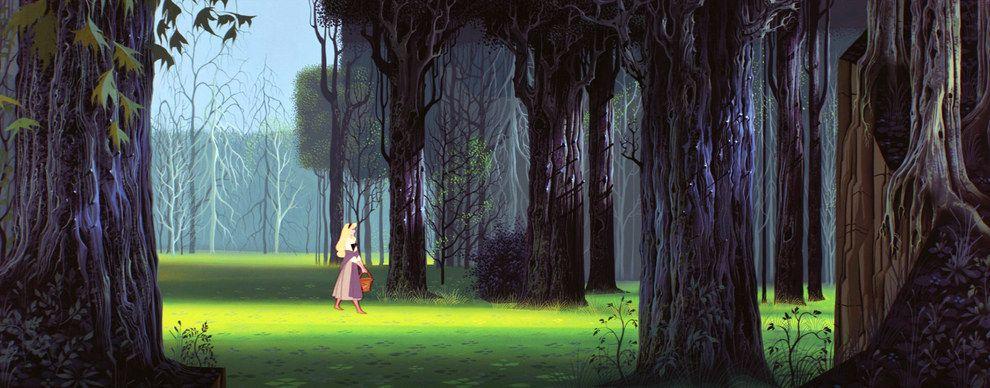 23 Gründe, warum Disneys Dornröschen die großartigsten Zeichner hatte #artdirection