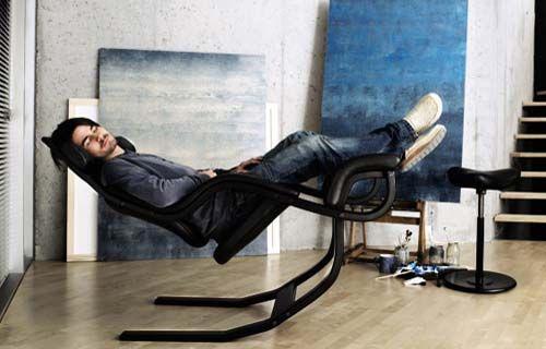 Sedia A Dondolo Inventore.Sedia A Dondolo Stokke Gravity Chair Cadeiras Legais Cadeiras