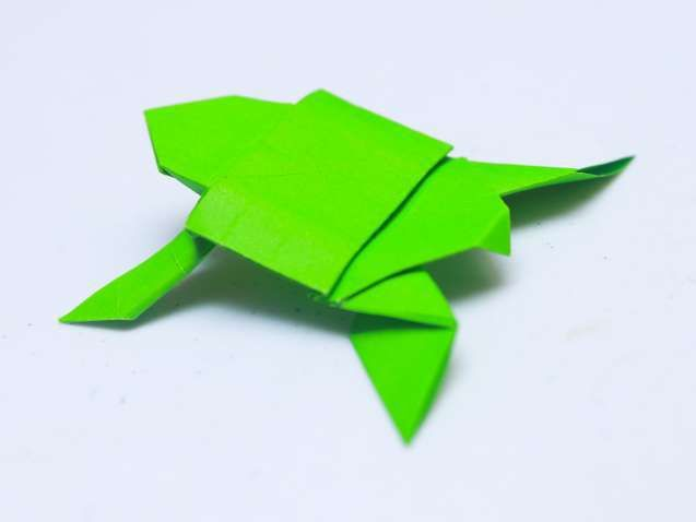 Luxury Origami Animal Instructions Easy Best Photos For World