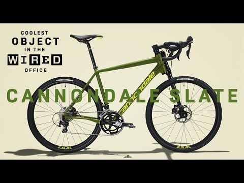 Cannondale SLATE 105: Coolest Thing In The WIRED Office