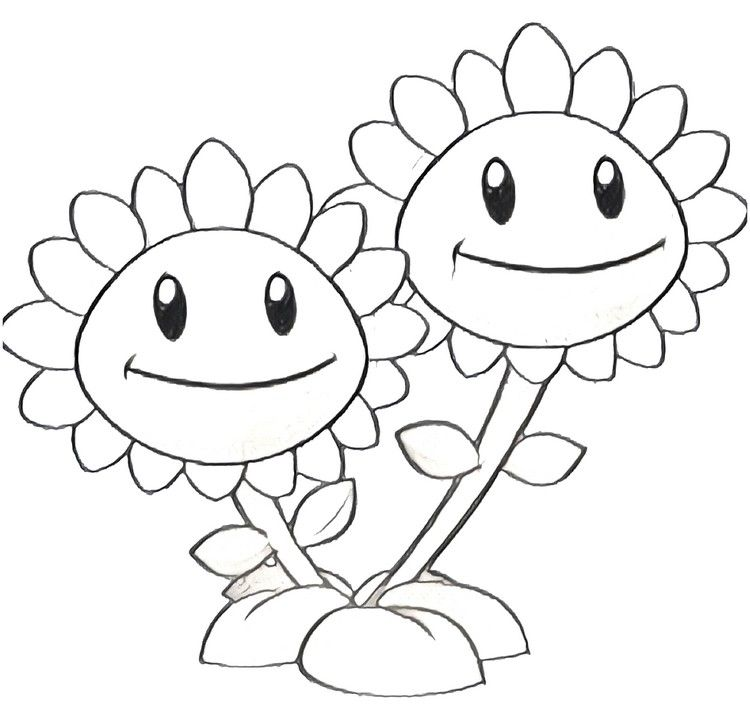 Plantas Vs Zombies 2 With Images Plant Zombie Coloring Pages