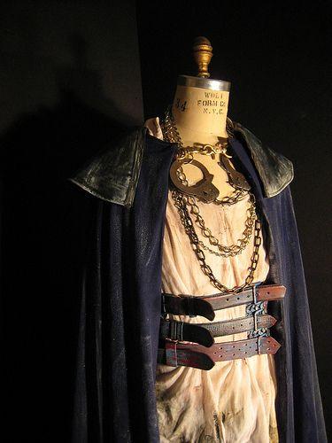 Costume Designer--Oberon