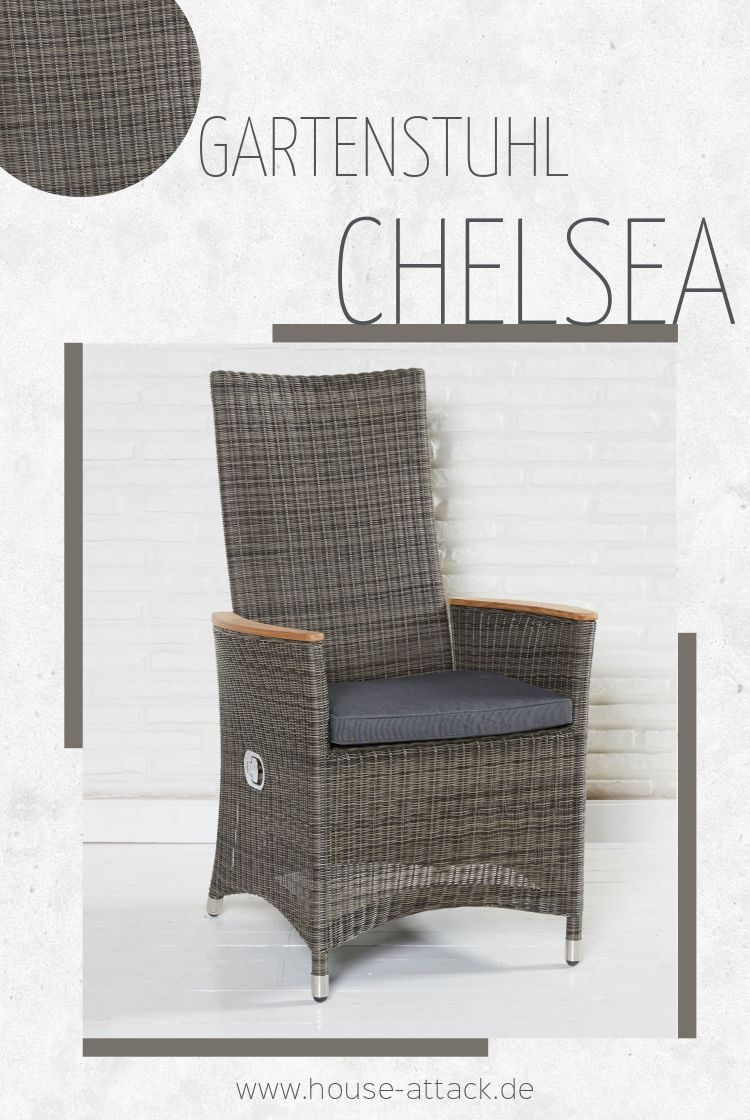 Hochwertiger Positionsstuhl Aus Der Mobelserie Chelsea Mit