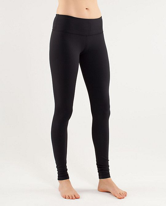 Lululemon Wunder Under Pant. Love my lulu lemon leggings for ...