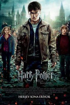 Harry Potter 8 Olum Yadigarlari Deathly Hallows Movie Deathly Hallows Part 2 Harry Potter