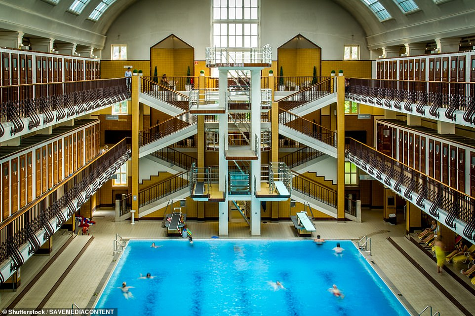 The 12 Best Indoor Pools In The World From Ireland To Chile Indoor Pool Indoor Pool Design Indoor
