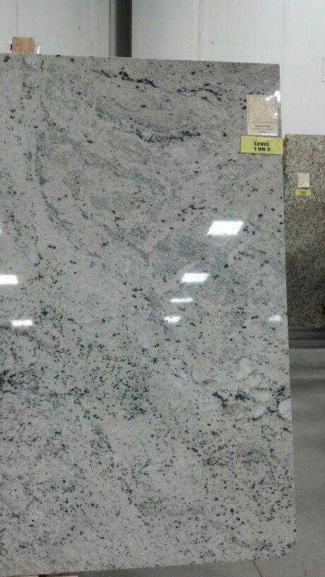 Siberian White Granite Kitchen Pinterest White