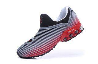 2be177e974 Mens Nike Air Max Plus v 50 Cent Shox Grey Red Black Footwear ...