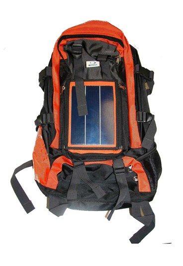 b24f4ea297 zaino con pannelli solari - Dispositivi solari: energia solare in casa -  alfemminile
