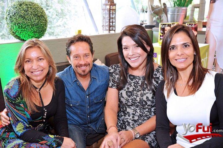 YoFui.com: Marcela Bonomi, Hernan Vega, Carolina Arregui, Carolina Gutierrez en Lanzamiento nueva fórmula de Ilicit, Terraza del Zanzíbar, Santiago (Chile)