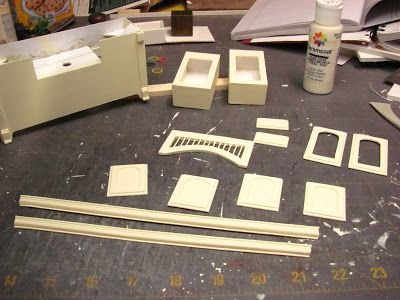 how to make mini furniture. Dollhouse Miniature Furniture - Tutorials | 1 Inch Minis: How To Make Kitchen Cabinets From Mini
