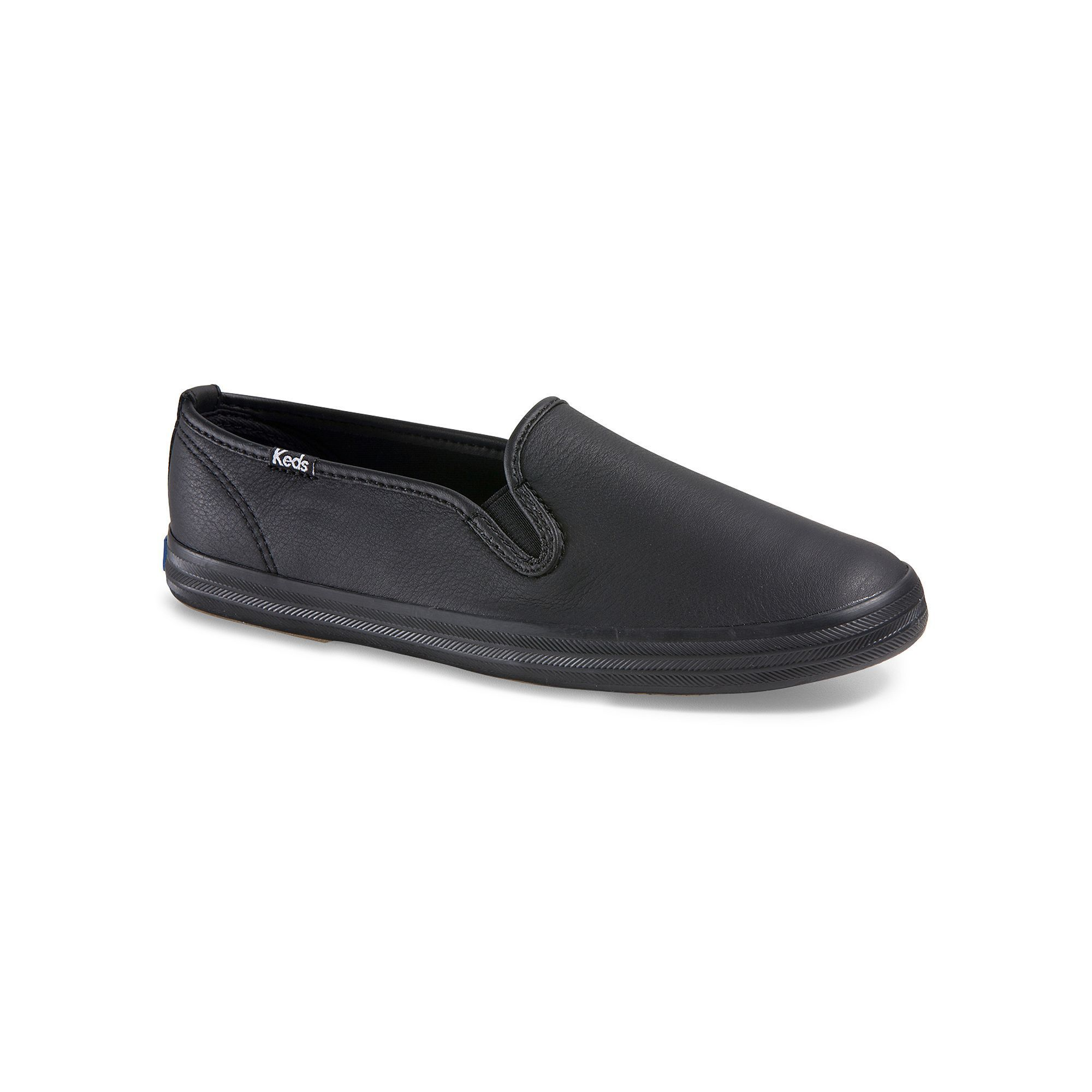 bcd32c9bb760 Keds Champion Women s Slip-On Leather Shoes