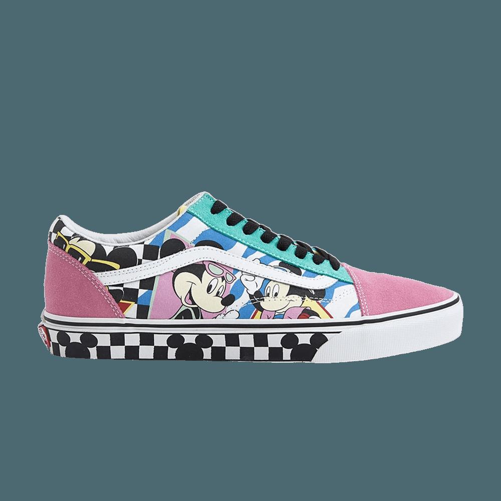 Disney x Old Skool '80s Mickey' | Vans, Sock shoes, Old skool