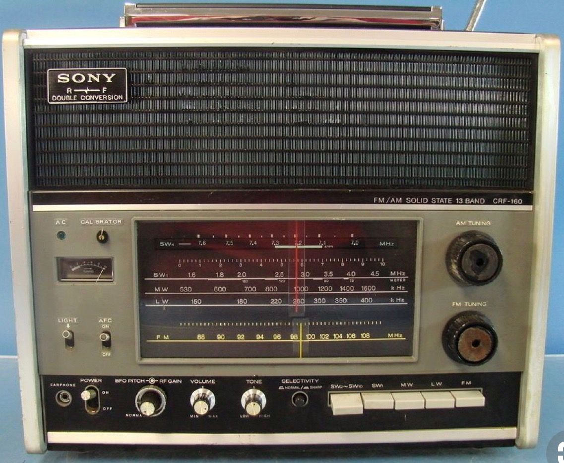 Pin By Paul Kurimsky On Transistor Radios Vintage Radio Shortwave Radio Antique Radio