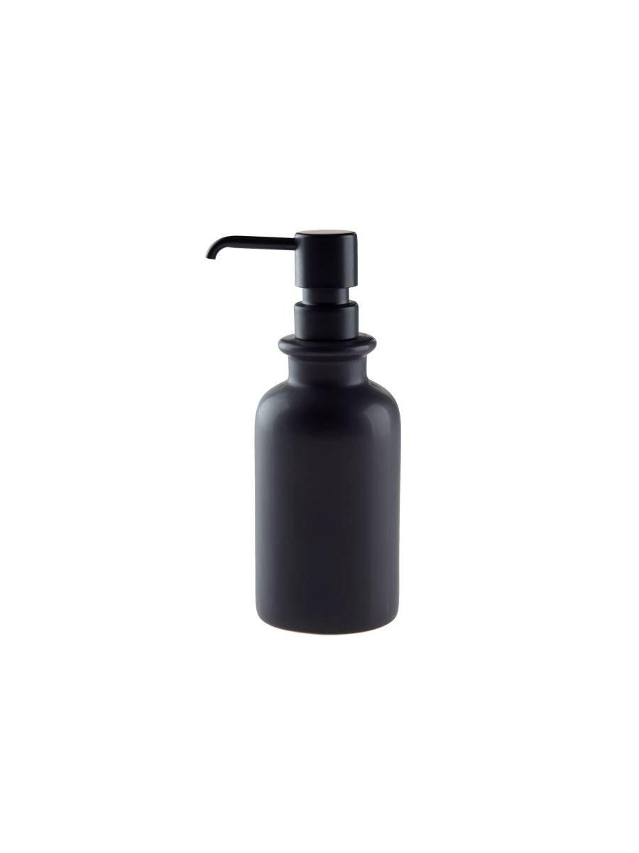CERAMIC BATHROOM ACCESSORIES MARINO MAGNET SOAP DISPENSER H19 X W7CM ...