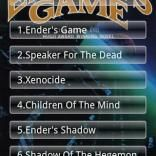 Entire Ender series...amazing
