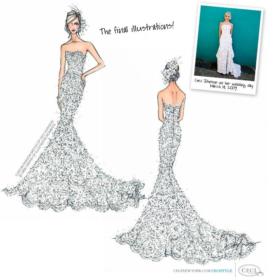 fashion illustration - ค้นหาด้วย Google