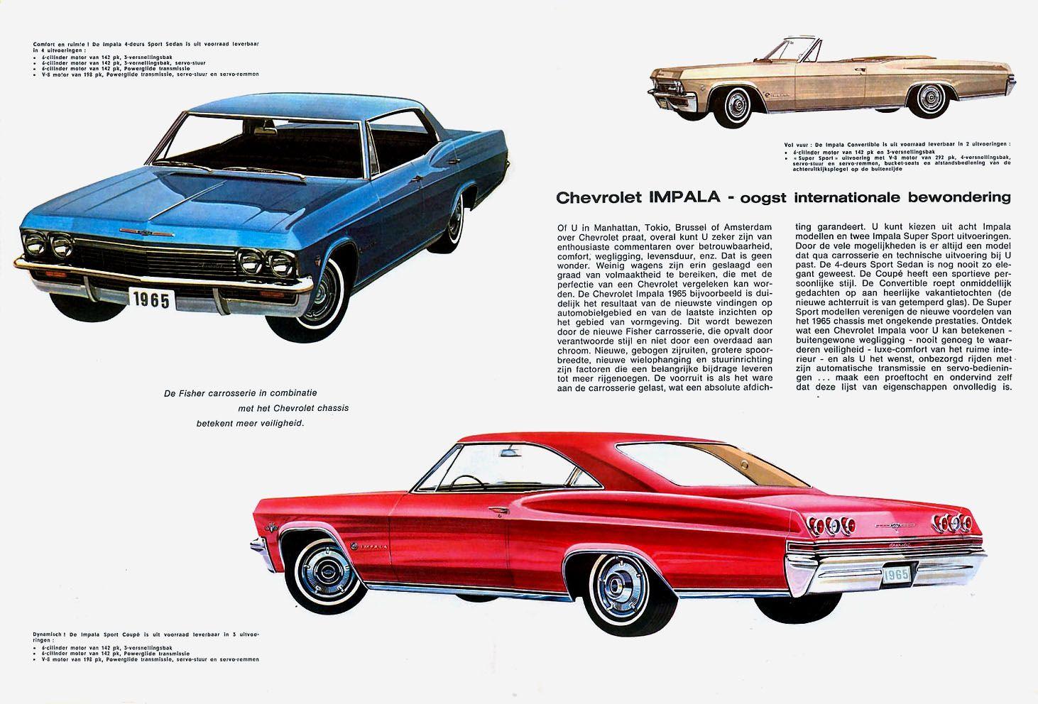 1965 Chevrolet Impala Ad My 1965 Impala S 1965 Chevy