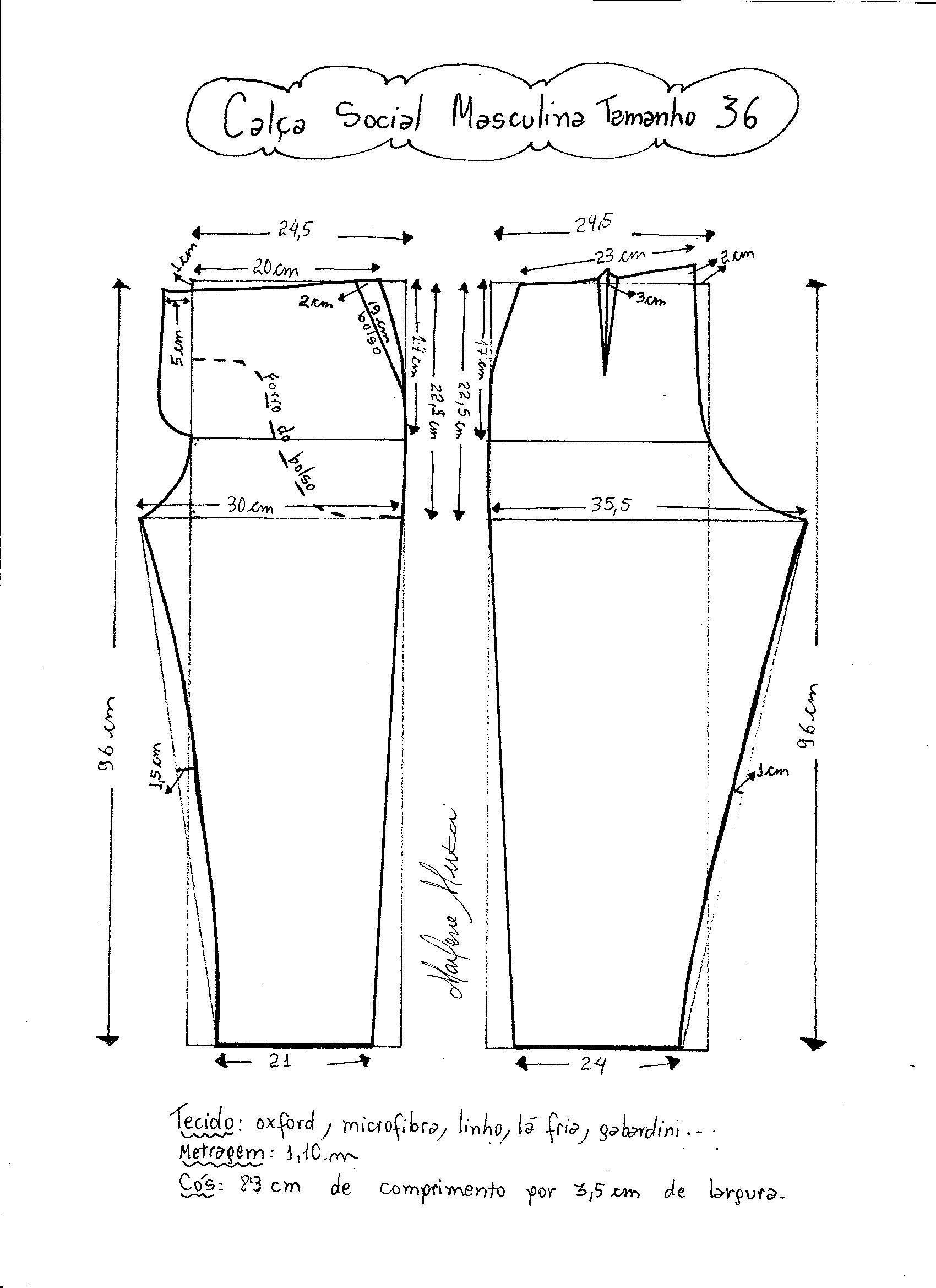 Pin de Radhames Garcia en broch | Pinterest | Sewing pants, Pants ...