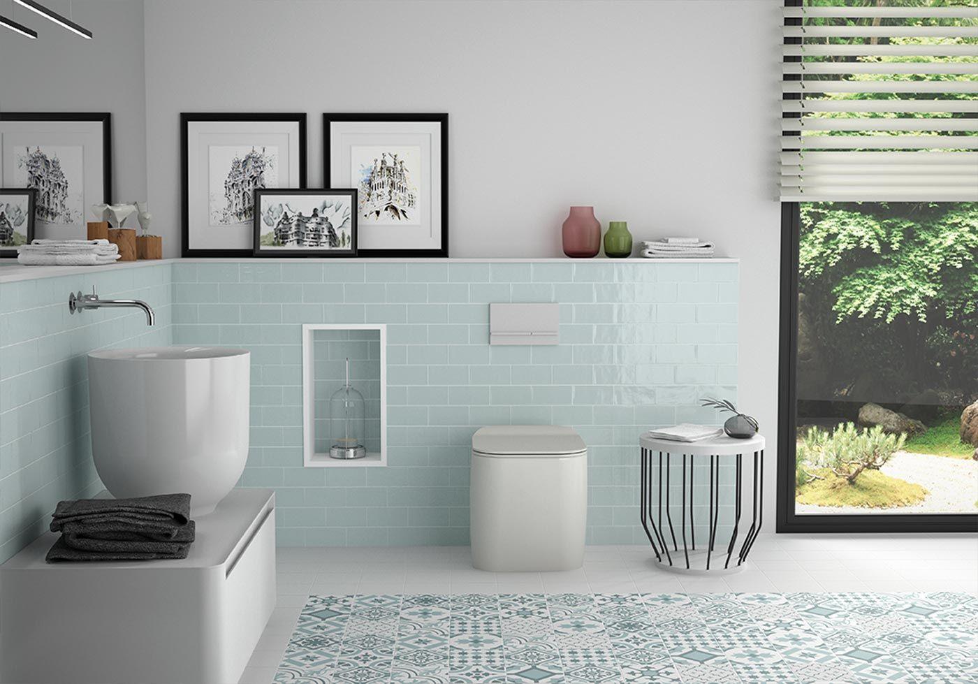 Pin Von Sbulic Auf Rovinj In 2020 Fliesen Kaufen Blaue Fliesen Kleine Badezimmer
