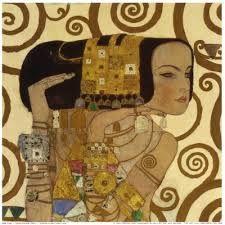 Resultado De Imagen Para El Beso Klimt Significado Klimt Pinturas Klimt Producción Artística