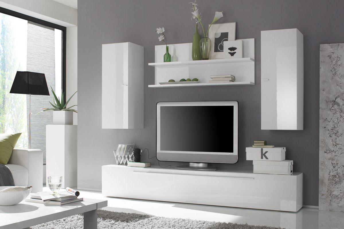 Vente Modern Italian Design 24105 Salon Compositions Murales  # Composition Murale Tv Design