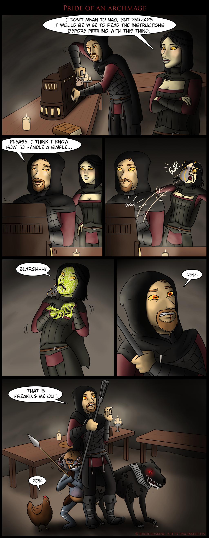 Spiders from Dragonborn rule! Skyrim Comic, Skyrim Funny, Skyrim Game,  Video Game