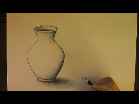 Simetria Volumen Como Dibujar Un Jarron Buena Simetria Y Volumen Bases Elementales Para Dibujar Youtu Perspective Drawing Lessons Drawing Lessons Dibujo