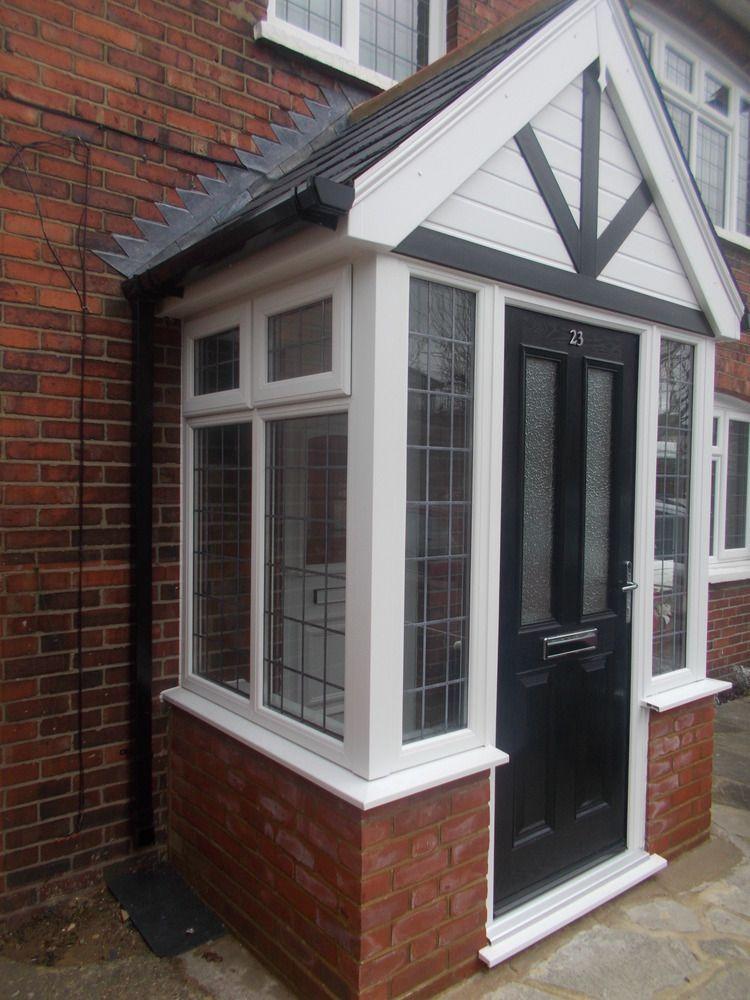 Edwardian Porches Uk Google Search Porch Design Front Porch