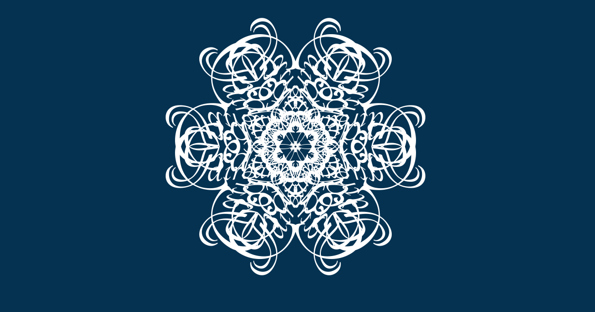 I've just created The snowflake of Cora Grace Fairbanks.  Join the snowstorm here, and make your own. http://snowflake.thebookofeveryone.com/specials/make-your-snowflake/?p=bmFtZT1QYXRyaWNpYStNYW5pYWNp&imageurl=http%3A%2F%2Fsnowflake.thebookofeveryone.com%2Fspecials%2Fmake-your-snowflake%2Fflakes%2FbmFtZT1QYXRyaWNpYStNYW5pYWNp_600.png