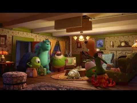 Disney / Pixar - DIE MONSTER UNI - Offizieller deutscher Trailer 3 #DieMonsterUni ©Disney•Pixar