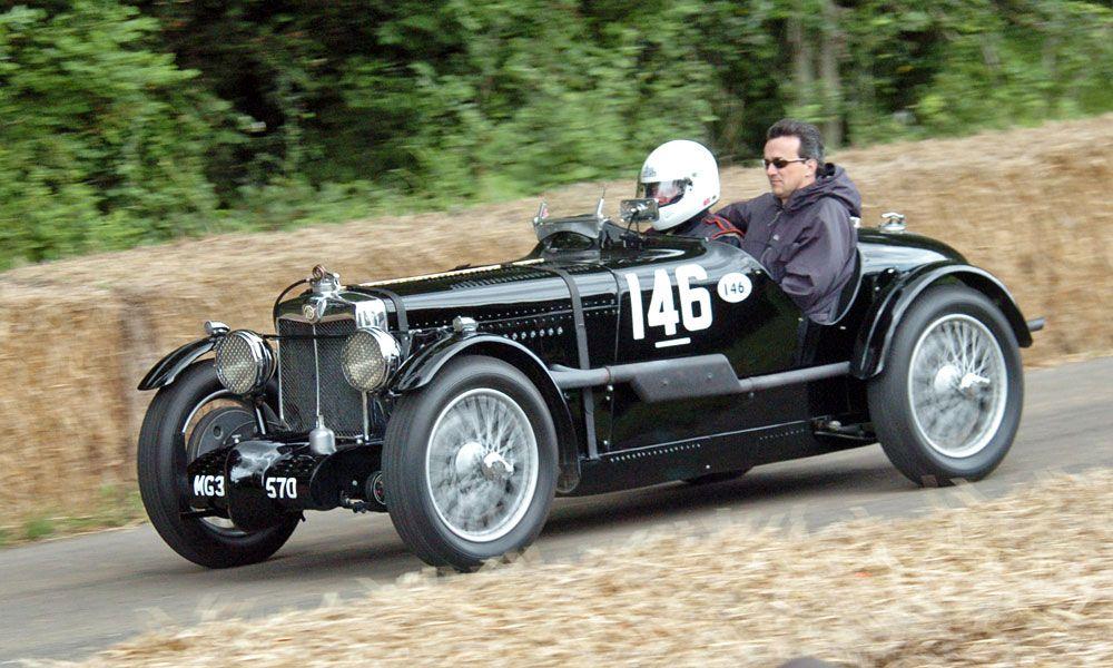 1933 MG K3 Mille Miglia Racing Car | Auto\'s | Pinterest | Cars ...