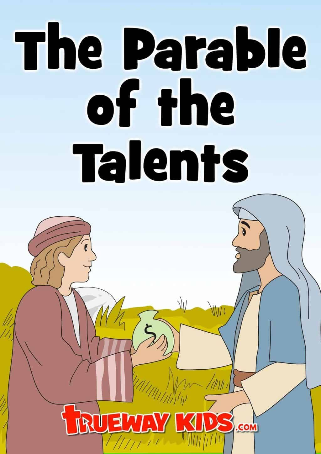 The Parable Of The Talents Found In Matthew 25 14 30 Free