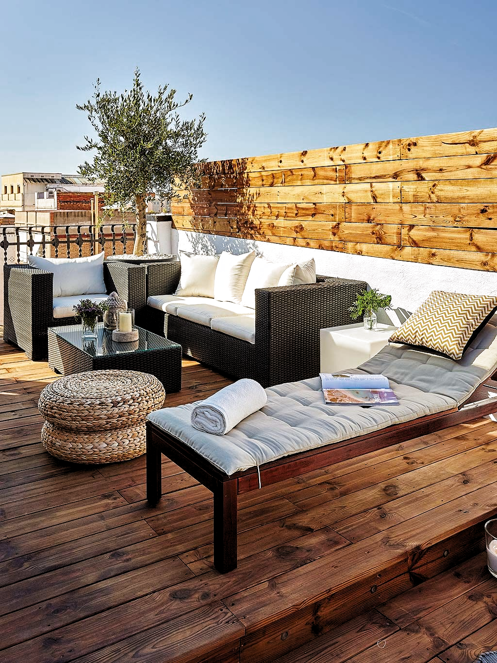 Pin By Lydia Stern On Terrasse Ideer In 2020 Rooftop Terrace Design Outdoor Furniture Modern Patio Furniture