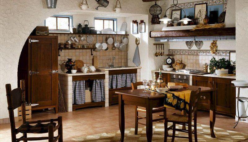 cucine antiche rustiche - Cerca con Google | Cucina rustica ...