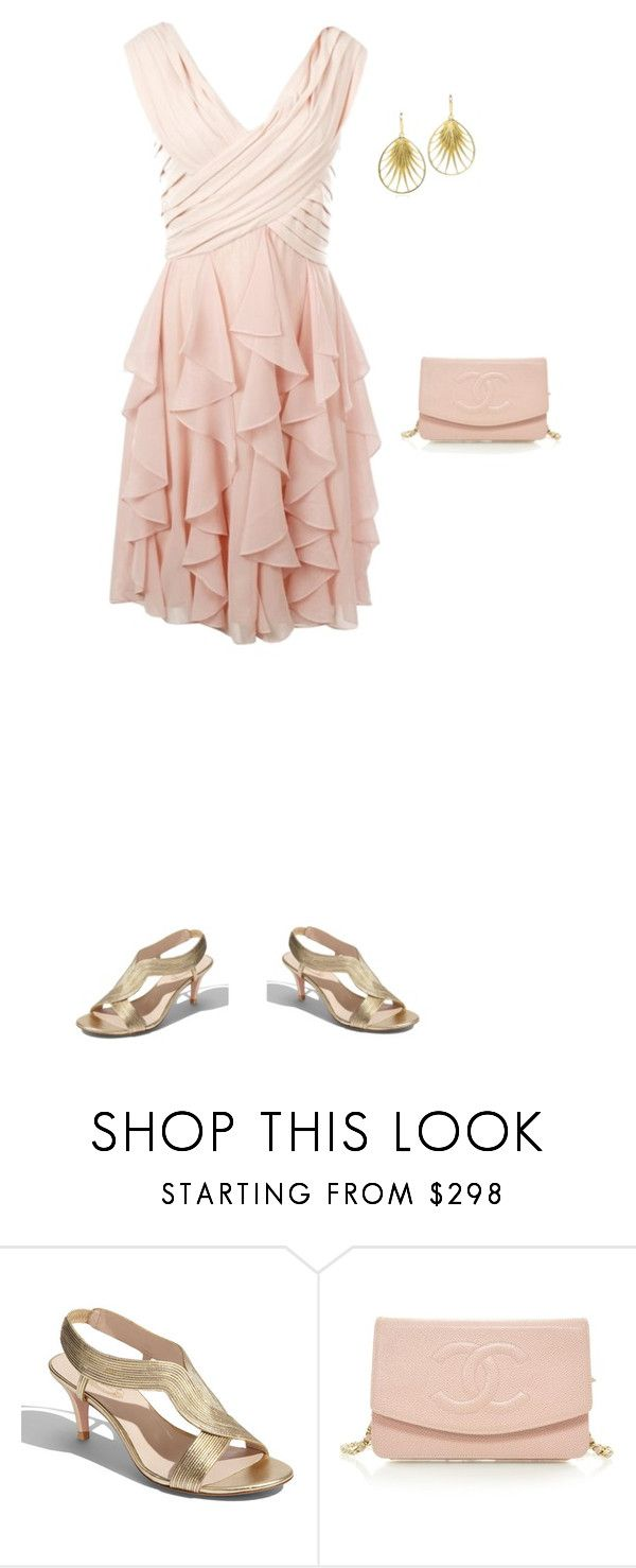"""""""Untitled #24"""" by istan41 ❤ liked on Polyvore featuring Elie Tahari, Chanel and Paloma Picasso"""