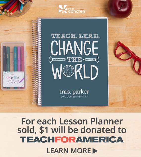 A Colorful MustHave For Teachers In  Out Of The Classroom Each
