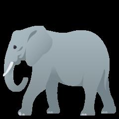 Elephant Emoji In 2020 Elephant Emoji Embroidery