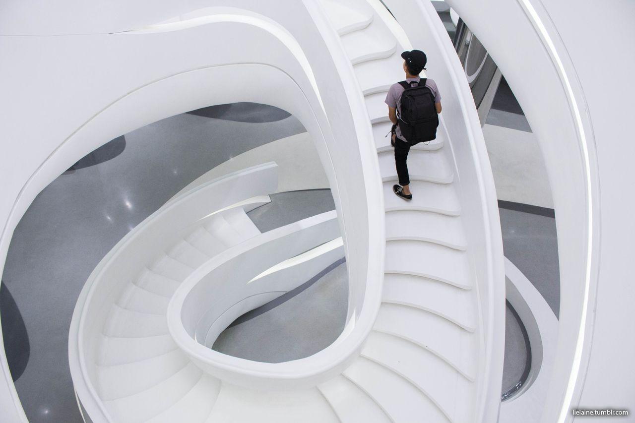 zaha stair - Google 검색