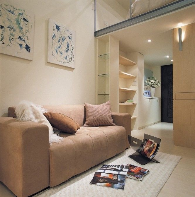 Small Space Design A 498 square feet house in Taiwan Pin pictures