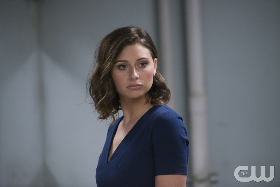 """iZombie -- """"Dead Air"""" -- Image Number: ZMB109B_0139 -- Pictured: Aly Michalka as Peyton Charles -- Photo: Diyah Pera /The CW -- © 2015 The CW Network, LLC. All rights reserved.pn"""