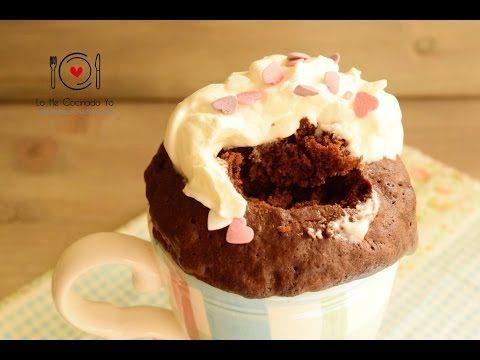 Cómo hacer un Mug Cake de Chocolate | Lo He Cocinado Yo