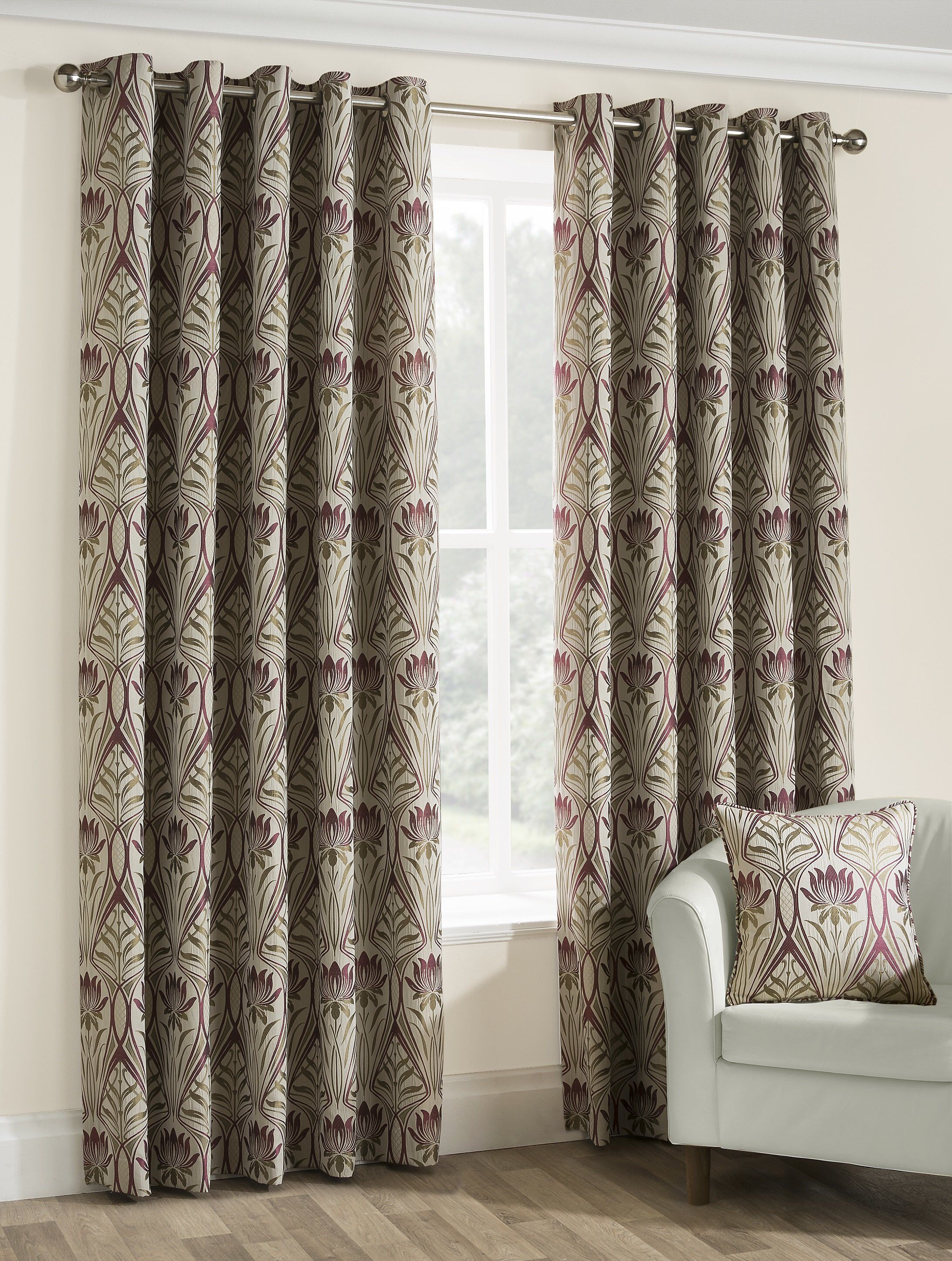 Curtain Insulation Fabric Mishawaka Eyelet Room Darkening Curtains New House Room