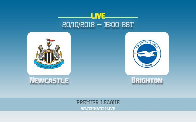 Is Newcastle Vs Brighton On Tv Today Live Stream Tv Channel With Images Premier League Football Tv Channel Newcastle
