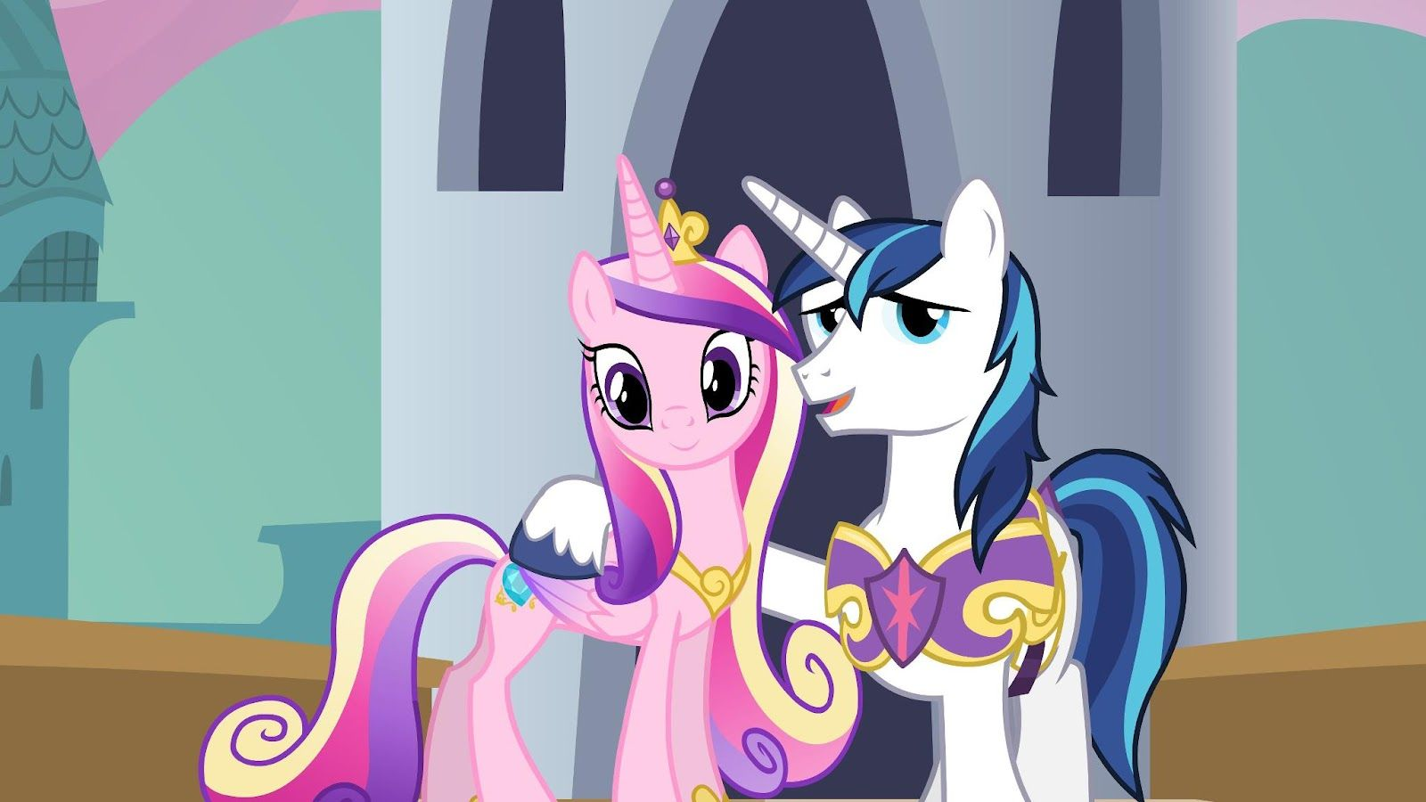 Image result for my little pony twilight sparkle and shining armor