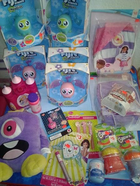 All These Toys 1 12 And Under Each 90 Off At Family Dollar Mattel Fijit Pets Plush Monster Sofia The First Doc Mcstuffins Dress Up