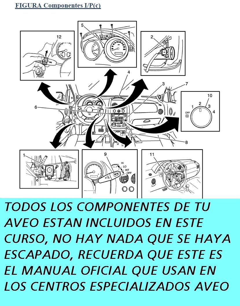 manual de reparacion chevrolet aveo 2005 2009 informa general rh pinterest dk manual de chevrolet aveo 2005 manual de chevrolet aveo 2012